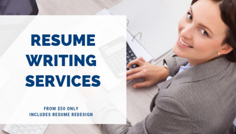 Resume writing service com